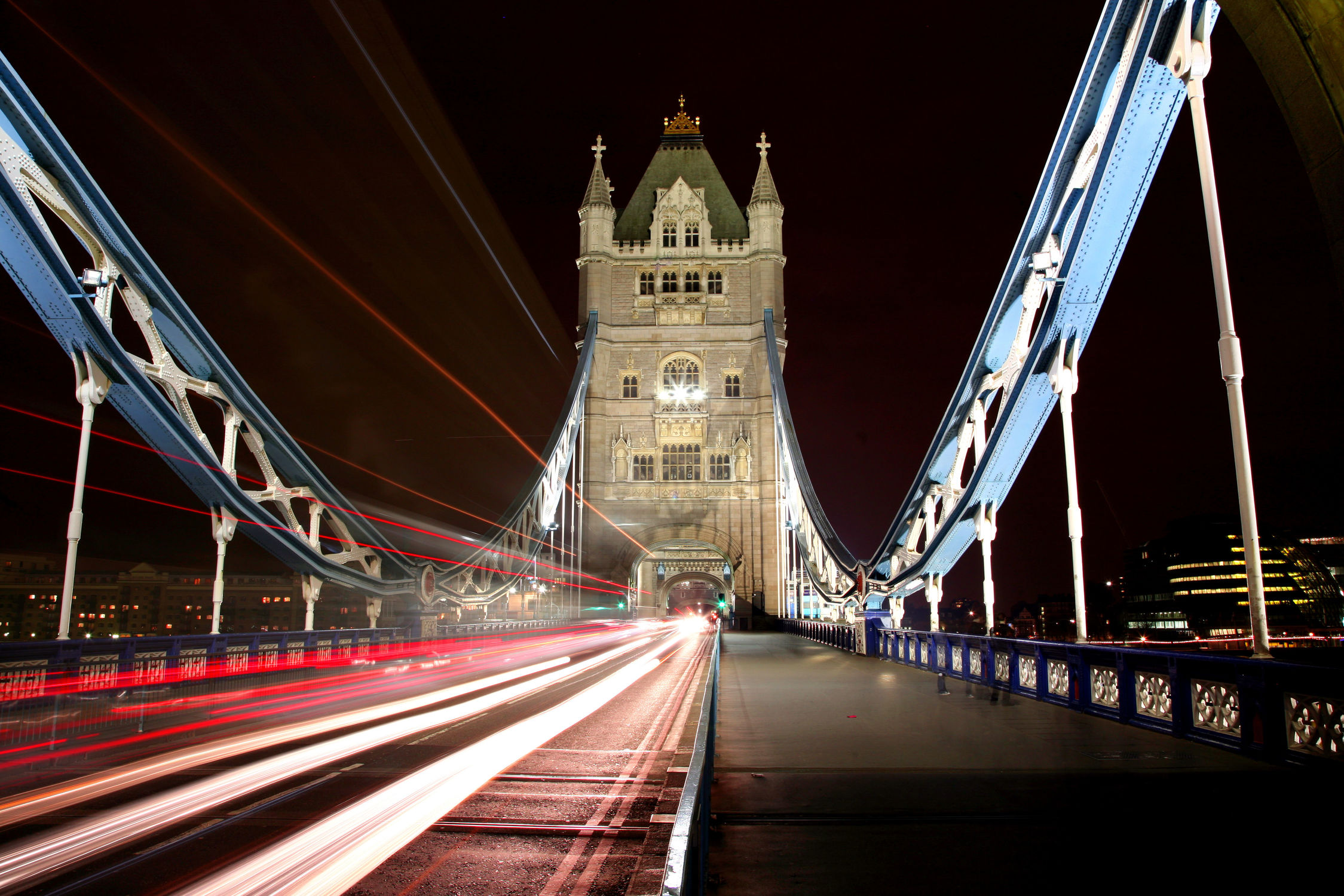Bild mit Städte, England, London, Stadt, London Bridge, City, Nachtaufnahmen, Nacht, london tower bridge, Skyline, Stadtleben, night