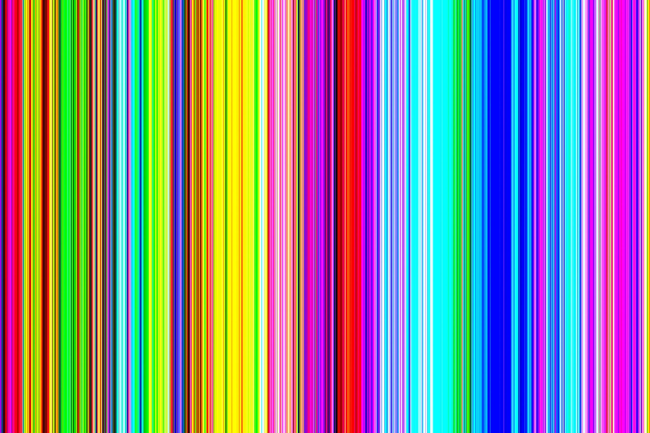 Bild mit Farben, Violett, Blau, Magenta, Abstrakt, Abstrakte Kunst, Retro, Streifen, Bunt, Muster