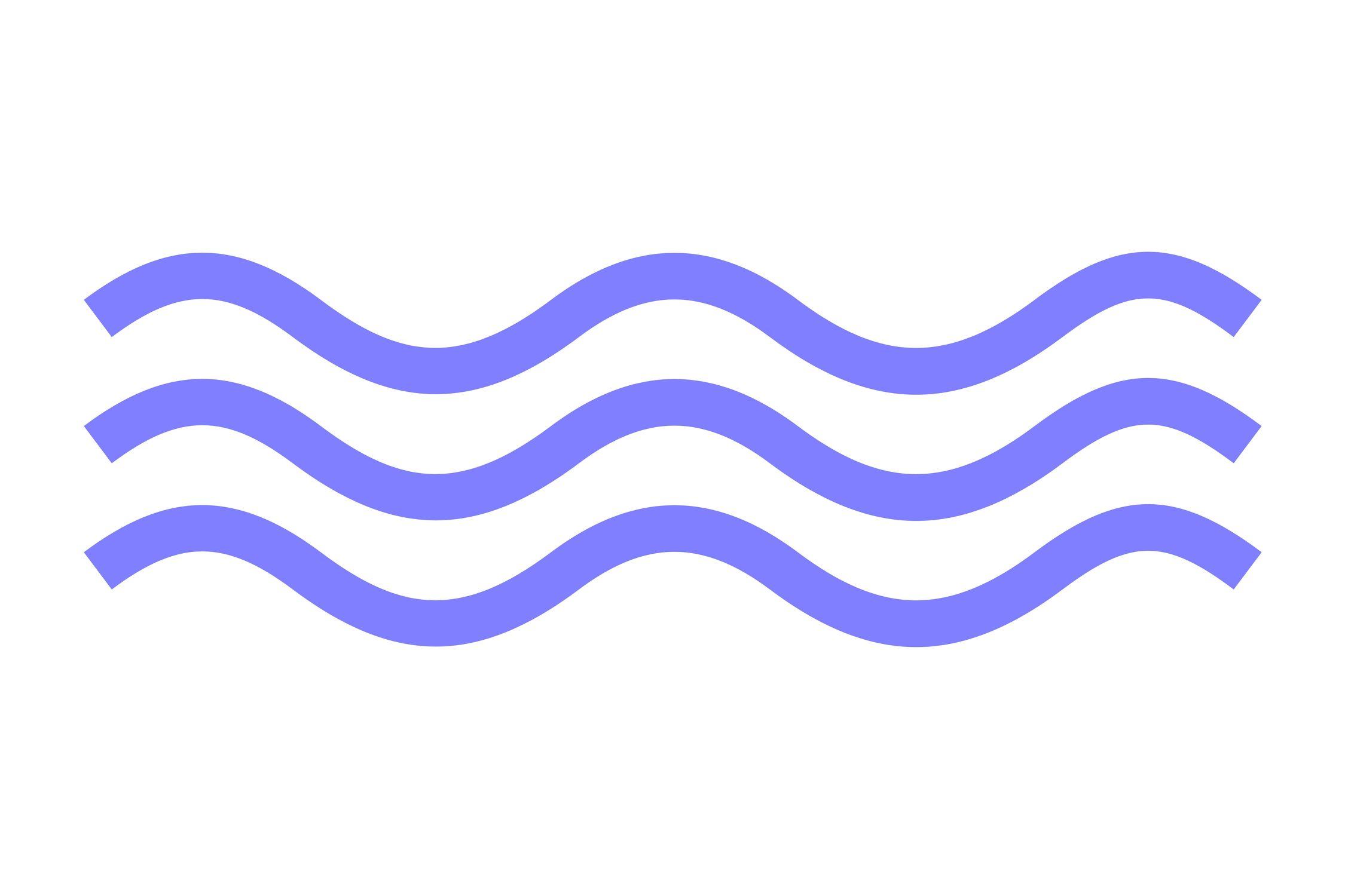 Bild mit Farben, Lila, Violett, Blau
