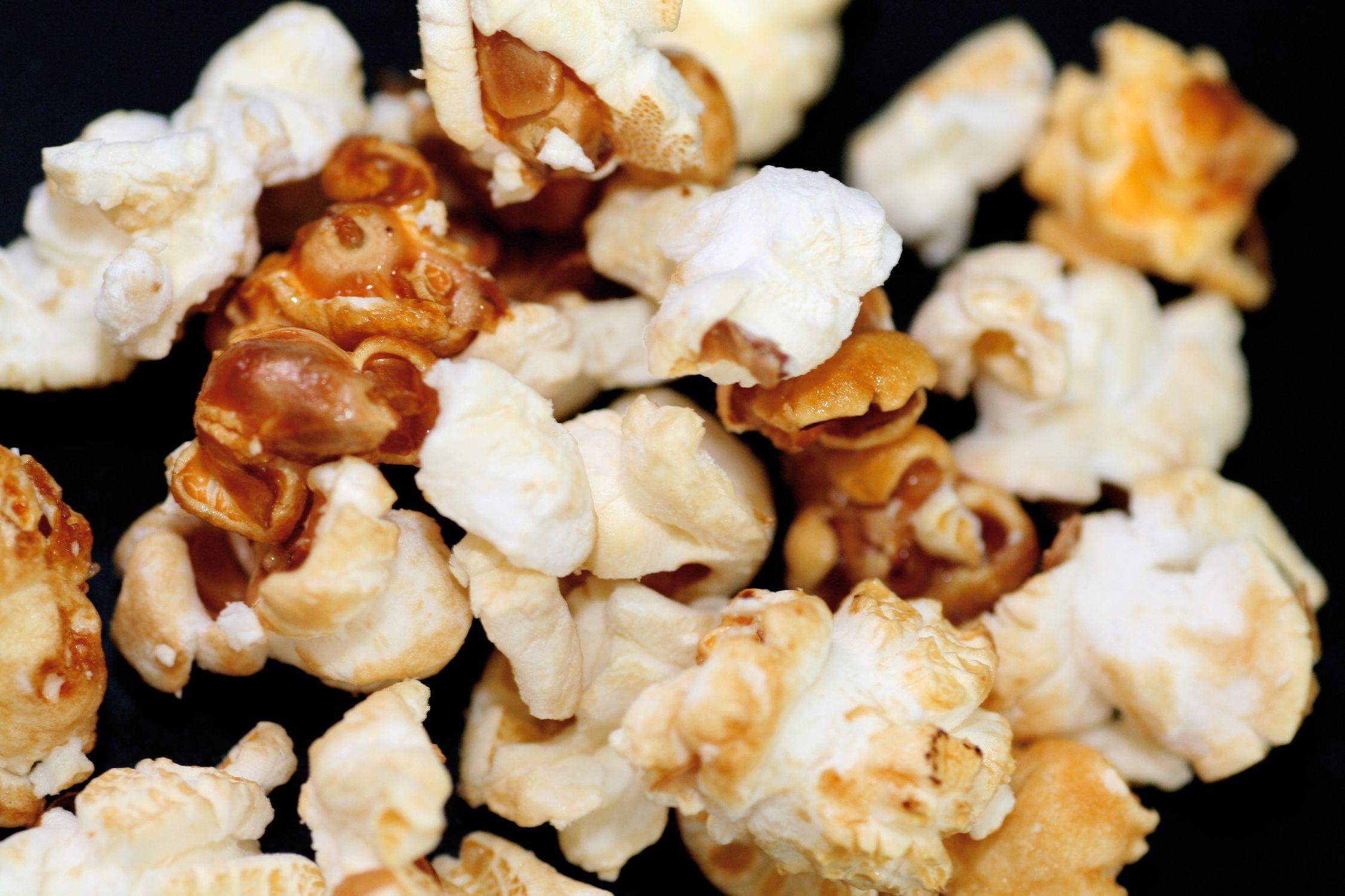 Bild mit Lebensmittel, Essen, Mais, corn, Popcorn