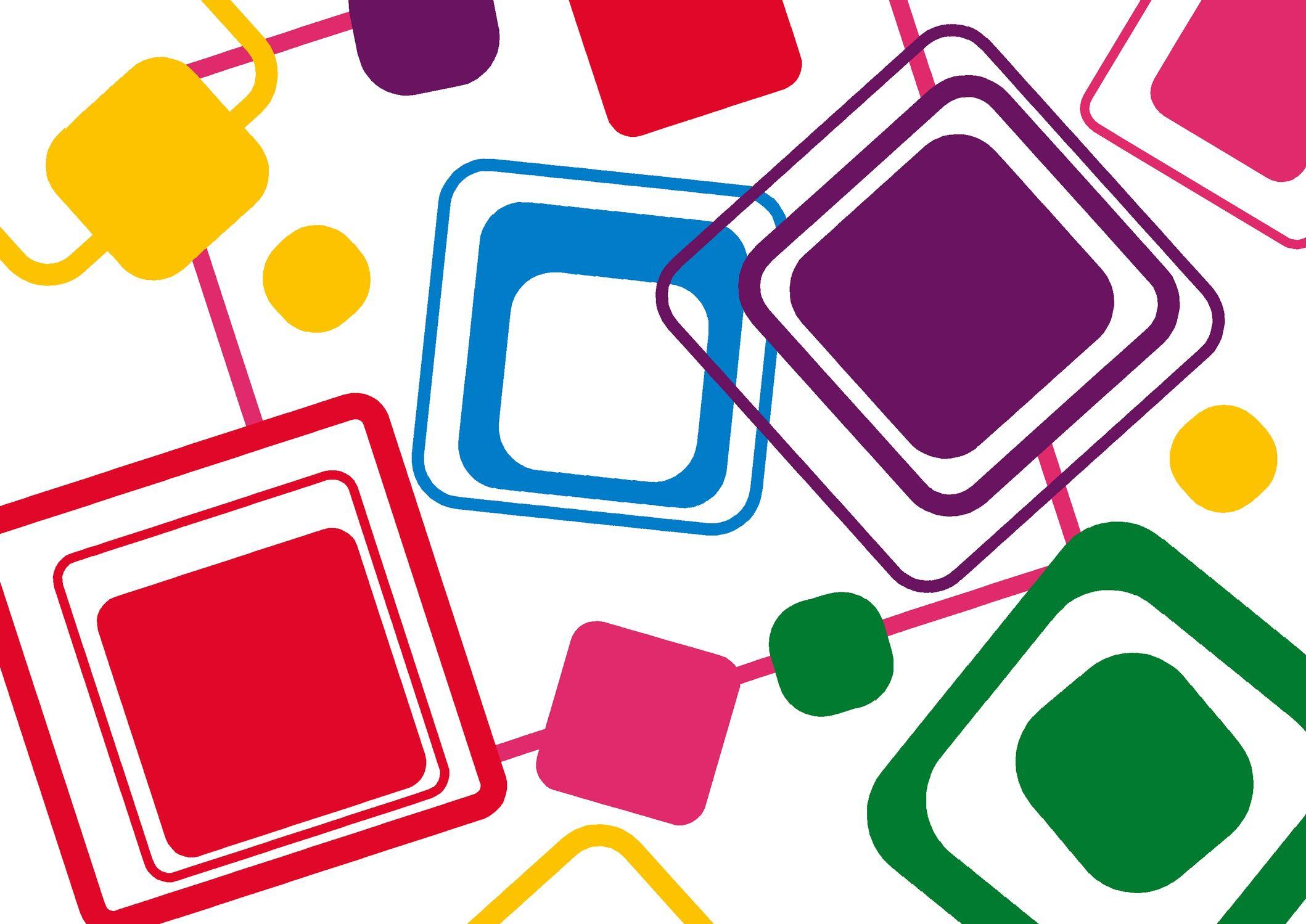 Bild mit Farben, Kunst, Rosa, Magenta, Abstrakt, Abstrakte Kunst, Abstrakte Malerei, Kunstwerk, Retro, Abstraktes