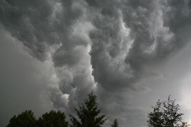 Bild mit Wetter, Wolkenhimmel, Wolkengebilde, Wetterfotos, Gewitter, Wolkenbildung, Wetterkapriolen, Gewitterwolken