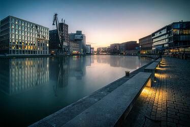 Bild mit Wasser, Urlaub, Architektur, Gebäude, Sonnenaufgang, Häfen, Häfen, Stadt, Fluss, Münster