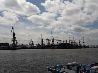 Bild mit Häfen, Hamburg, Hafencity Hamburg 2018