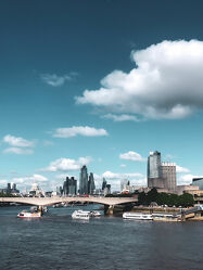 Bild mit London, City of London, Brücke, Themse, Fluss