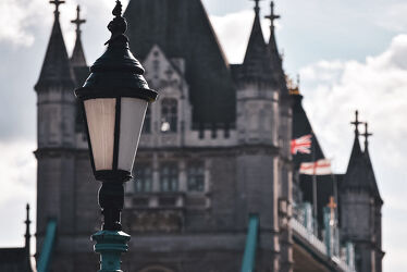 Bild mit Bauwerke, Tower Bridge, London, City of London, Brücke, Themse