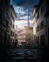 Bild mit Stadt, Altstadt, Schweiz, Zürich, downtown zürich