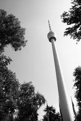 Stuttgart Fernsehturm Fotografie NO.8