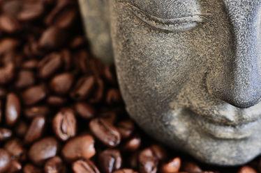 Bild mit Küchenbild, Küchenbilder, Kaffee Buddha, KITCHEN, Küche