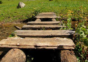 Bild mit Natur,Landschaften,Wege,Brücken,Weg,Landschaft,Steg,Holzsteg,Brücke,Stege