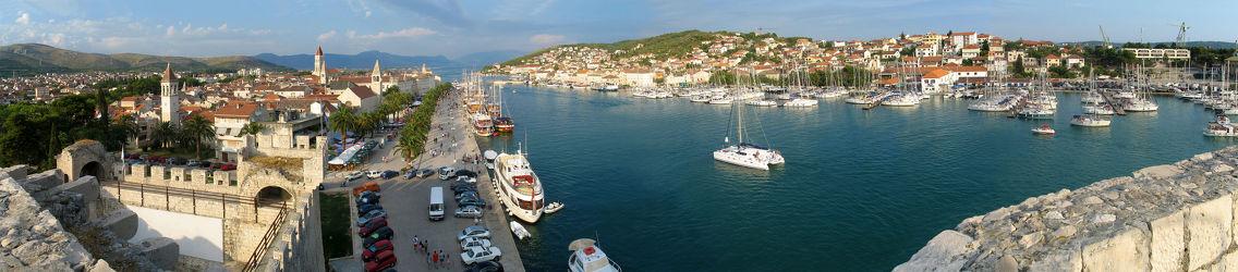 Bild mit Panorama