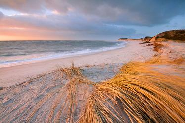 Einsamer Strand...