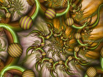 Bilder mit Fraktale