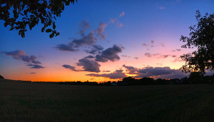 Panorama Sunset 5