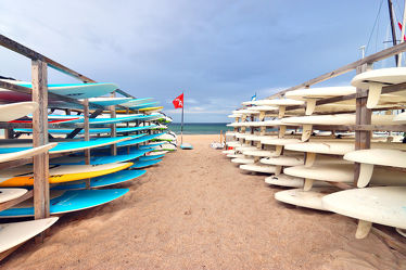 Surfschule im Ostseeurlaub