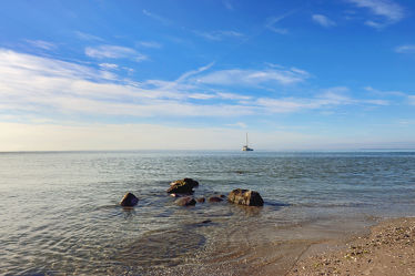 Meerblick am Grömitzer Strand