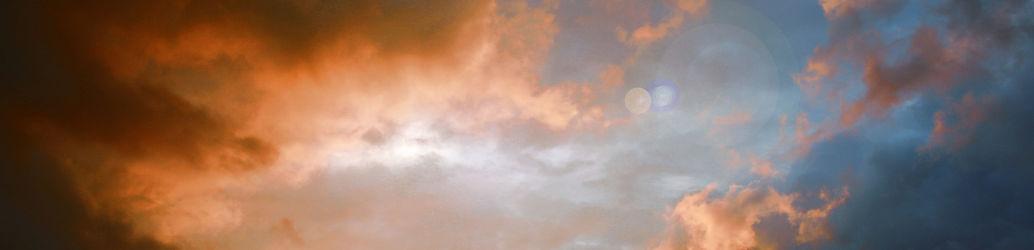 Bild mit Himmel, Wolken, Panorama, Wolkenhimmel, Wolken am Himmel, Wolkenhimmel Panorama, Sky & Clouds, Wolke