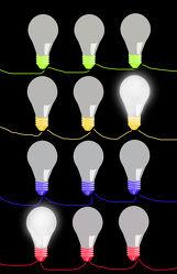 Leuchtmittel design