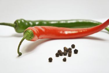 Bild mit Lebensmittel,Küchenbild,Küchenbilder,KITCHEN,Küche,Pfeffer,Pepperoni