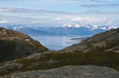 Blick auf den Kvaenangsfjord 2