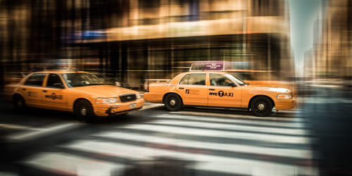 NYC: Yellow Cabs
