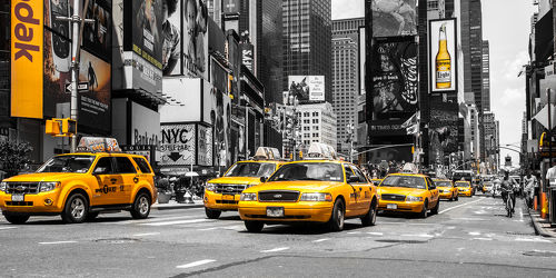 NYC: Yellow Cabs - ck