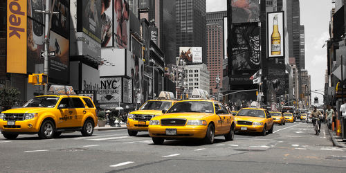 NYC: Yellow Cabs (ck)