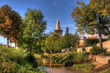 Bild mit Gebäude, Städte, Häuser, Haus, Stadt, Mansfeld Südharz, hettstedt