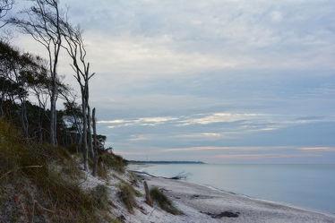 Bild mit Natur, Gewässer, Sonnenuntergang, Strand, Meerblick, Ostsee, Meer, Landschaft, See, Küste