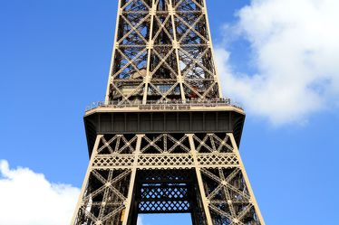 Bild mit Architektur, Wahrzeichen, Frankreich, Sehenswürdigkeit, Reisefotografie, Eiffelturm, Paris, monument, turm, bauwerk, weltwunder