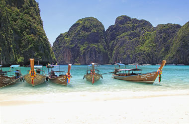 Phi Phi Island, Maya Bay, Thailand