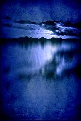 Bild mit Kunst,Wasser,Abstrakt,yammay wässrig,Schatten,Silhouette,natur kunst