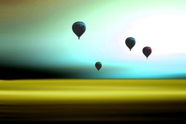 Das Heißluftballonrennen