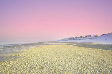 Bild mit Strand, Strandblick, Meerblick, Meer, Sylt, Insel Sylt, Westerland, Meer und Strand
