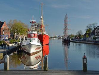 Seehafenstadt Emden