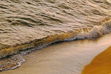 Bild mit Wasser, Wellen, Ostsee, Meer, Küste, Strand / Meer, Ostseestrand