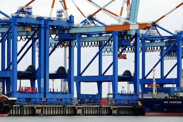 Umschlaghafen Bremerhaven