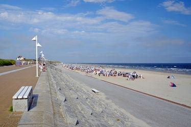 Bild mit Strand, Strand, Insel, Strandpromenade, Küste, Promenade, Nordstrand, Norderney, Ostfriesische_Insel, Unternehmungslustige