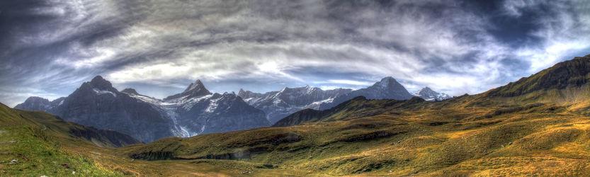 Bild mit Landschaften, Berge, Hügel, Schnee, Alpen, Panorama, Landschaft, berg, Frost, Gebirge, mount Everest