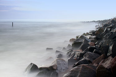 Bild mit Natur,Wasser,Landschaften,Gewässer,Meere,Wellen,Nebel,Ostsee,Meer,Landschaft,ozean