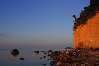Bild mit Natur,Landschaften,Gewässer,Meere,Sonnenuntergang,Sonnenaufgang,Ostsee,Meer,Landschaft,See,ozean,Rügen