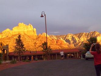 Bild mit Berge, Sonnenuntergang, Sonnenaufgang, Sunset, Arizona, berg
