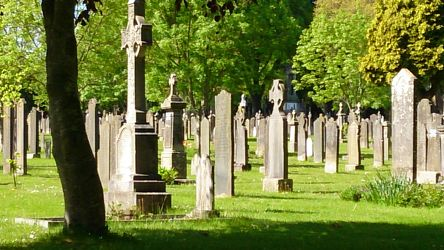 Dublin Friedhof