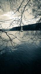Bild mit Wasser, Urlaub, Segelboot, boot, Landschaft, See, franken