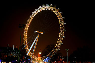 Riesenrad in London