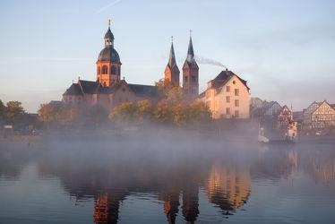Die Einhard Basilika in Seligenstadt