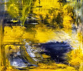 Bild mit Farben, Malerei, Abstrakt, Bunt, Künstlerisch, Acryl, Fantasie, Leinwand, Formen, Ideen