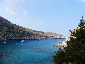 Bild mit Urlaub, Segelboot, Meer, Mittelmeer, Küste, Griechenland, Bucht