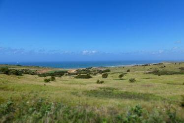 Bild mit Frankreich, Meer, Blauer Himmel, Küste, Unschärfe, Schärfe
