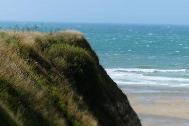Bild mit Felsen, Wellen, Frankreich, Meer, Küste, Unschärfe, Schärfe